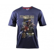 T-shirt Barcelone Messi Bleu Enfant