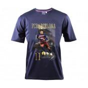 T-shirt Barcelone Neymar Bleu