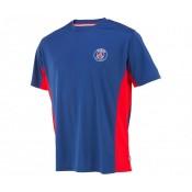 T-shirt Fan PSG Bleu Enfant