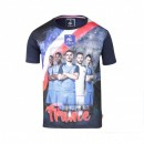 T-shirt France FFF Bleu Enfant