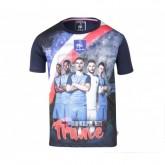 T-shirt France FFF Bleu Enfant