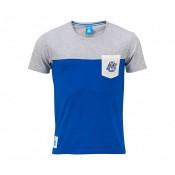 T-shirt Lifestyle Olympique de Marseille Bleu et Gris