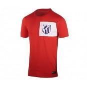 T-shirt Nike Atlético Madrid Crest Rouge
