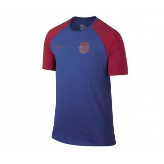 T-shirt Nike Match FC Barcelone Bleu