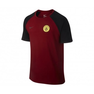 T-shirt Nike Match Manchester City Rouge