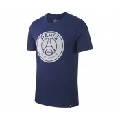 T-shirt Nike Paris Saint Germain Crest Bleu