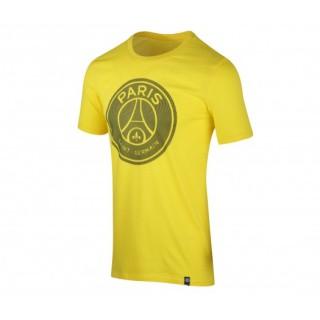 T-shirt Nike Paris Saint-Germain Jaune