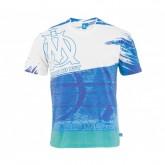 T-shirt Olympique de Marseille Graphic Blanc Enfant