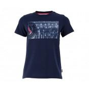 T-shirt Paris Saint-Germain Joueurs Bleu Enfant