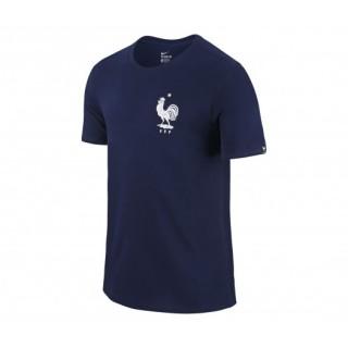 T-shirt Squad FFF Bleu