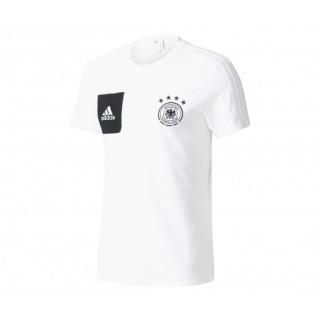 T-shirt adidas Allemagne Play Blanc
