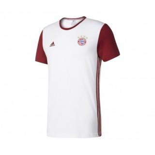 T-shirt adidas Bayern Munich Blanc