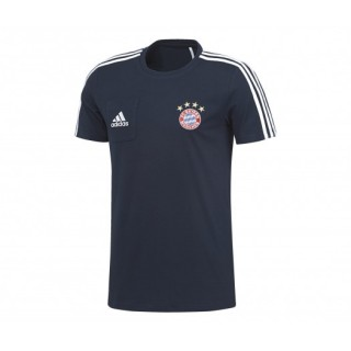 T-shirt adidas Bayern Munich Bleu