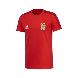 T-shirt adidas Benfica Rouge