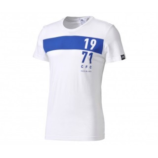 T-shirt adidas Chelsea Blanc