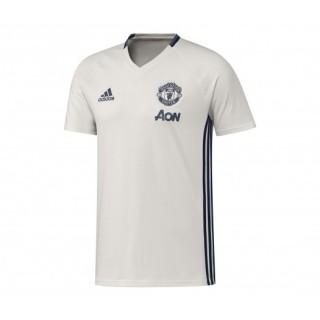 T-shirt adidas Manchester United Blanc