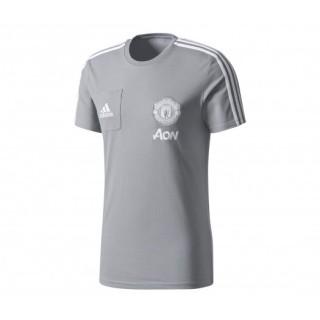 T-shirt adidas Manchester United Gris