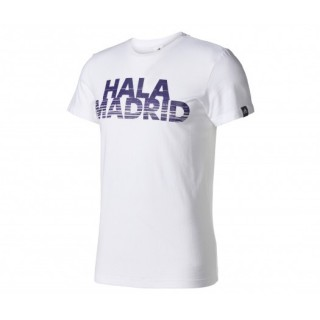 T-shirt adidas Real Madrid Blanc