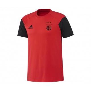 T-shirt entraînement adidas Benfica Rouge Enfant