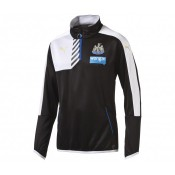 Training Top 1/4 Zip Newcastle Marine/Blanc