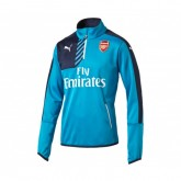 Training Top Arsenal Turquoise Enfant