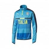 Training Top Italie Bleu Enfant