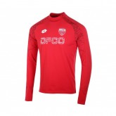 Training Top Lotto Dijon Rouge