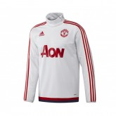 Training Top Manchester United Blanc
