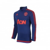 Training Top Manchester United Bleu Nuit