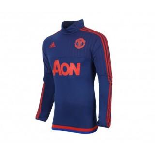 Training Top Manchester United Bleu Nuit