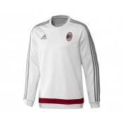 Training Top Milan Ac Blanc/Gris