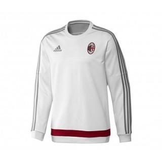 Training Top Milan Ac Blanc/Gris