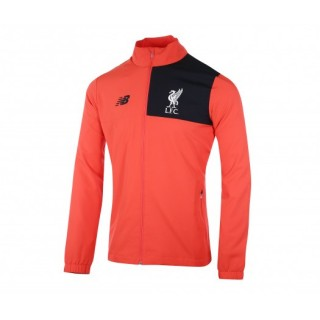Training Top New Balance Liverpool Rouge