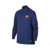 Training Top Nike AS Roma Squad Bleu Enfant