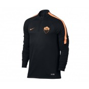 Training Top Nike AS Roma Squad Noir Enfant
