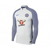 Training Top Nike Chelsea Aeroswift Blanc