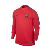 Training Top Nike FC Barcelone Rouge