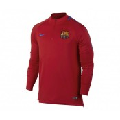Training Top Nike FC Barcelone Squad Rouge