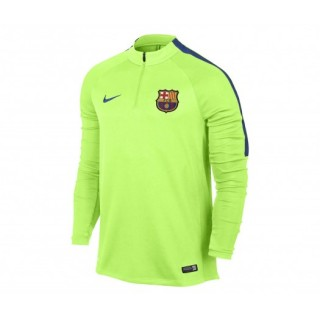 Training Top Nike FC Barcelone Squad Vert Enfant