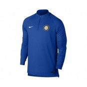 Training Top Nike Inter Milan Squad Bleu