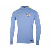 Training Top Nike Manchester City Bleu