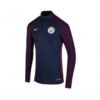 Training Top Nike Manchester City Bleu