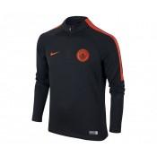 Training Top Nike Manchester City Noir Enfant