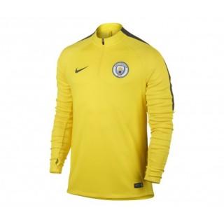 Training Top Nike Manchester City Squad Jaune