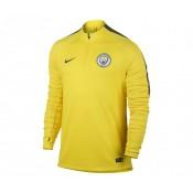 Training Top Nike Manchester City Squad Jaune Enfant