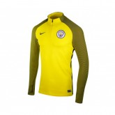 Training Top Nike Manchester City Strike Jaune