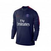 Training Top Nike Paris Saint-Germain Bleu/ Rouge