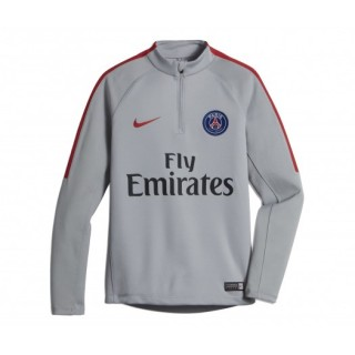 Training Top Nike Paris Saint-Germain Gris Enfant