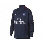 Training Top Nike Paris Saint-Germain Squad Bleu Enfant