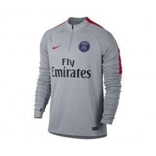 Training Top Nike Paris Saint-Germain Squad Gris